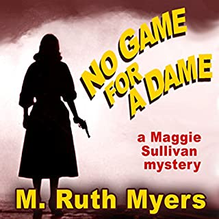 No Game for a Dame cover art