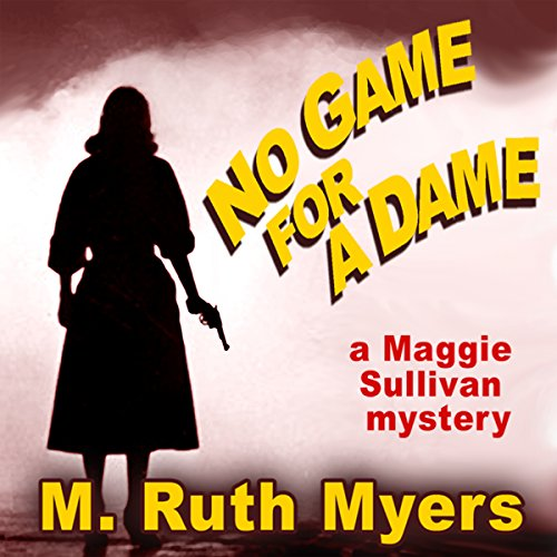 No Game for a Dame audiobook cover art