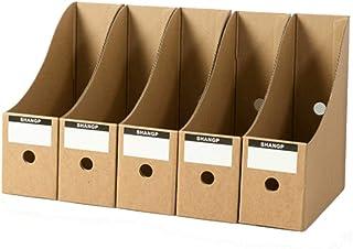 Hongyan Material de Oficina Caja de Archivo Caja de Almacenamiento ...