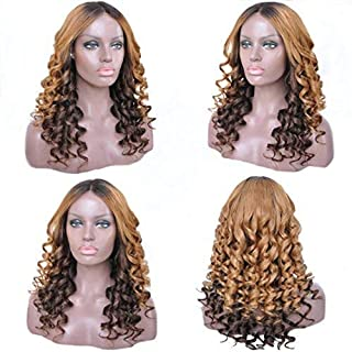 SmartFactory New Fashion Long Curly Wavy Hair Full Wigs Cosplay Party Wig For Women