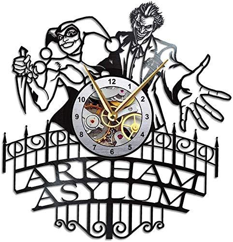 51s3FLKovVL._SL500_ Harley Quinn Clocks