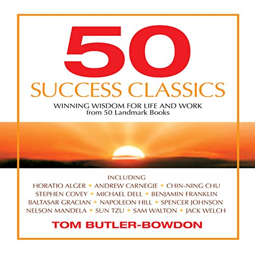 50 Success Classics audiobook cover art