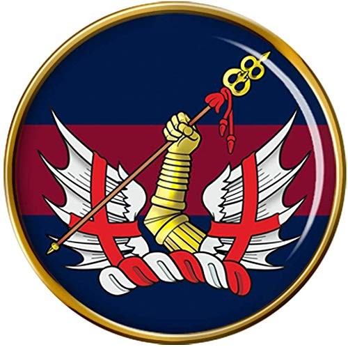 Giftshop UK Honourable Artillerie Company, Britische Armee Anstecker