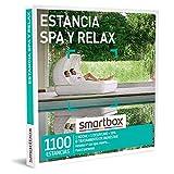 Smartbox - Caja Regalo Estancia SPA y Relax - Idea de Regalo para mi Hermana - 1 Noche con SPA o Tratamiento para 2 Personas