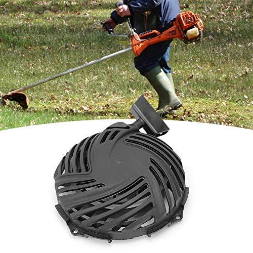 NATRUSS Accesorios para Cortador de Cepillo fáciles de reemplazar, arrancador de Repuesto, cortacésped de jardín de fácil instalación, jardinería para Motor