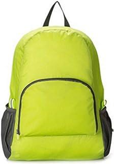 Mochila plegable de senderismo bolsa de deporte pequeña mochila de gimnasio camping mochila ligera bolsa