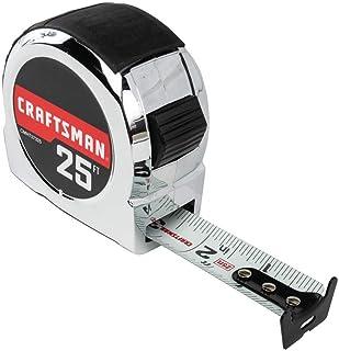 CRAFTSMAN Tape Measure, 25-Foot (CMHT37325S)