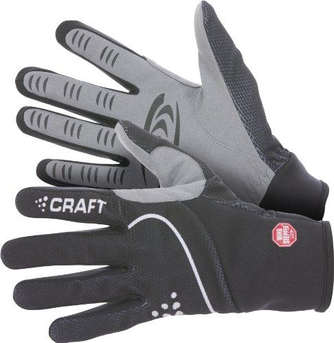 Craft Handschuh Power Windstopper Gloves, Black/White, S/8