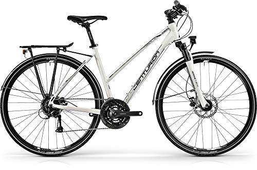 CENTURION Cross Line Pro 100 Tour EQ Damen Trekkingrad Off-White 2019 RH 50 cm / 28 Zoll