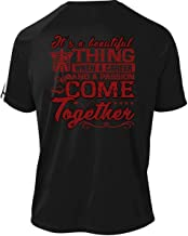 Passion Come Together Dry Zone Crew, It's A Beautiful Thing When A Career T Shirt