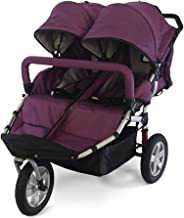 ZDMSEJ Baby Stroller for Newborn and Toddler - Convertible Bassinet Stroller Compact Single Baby Carriage Toddler Seat Stroller Luxury Stroller with Cup Holder