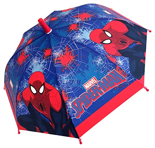 Marvel Spider-Man Kinder-Regenschirm Stock-Schirm