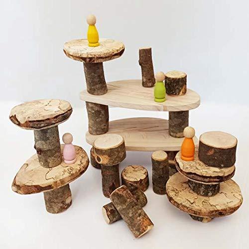 Ticumiku Casa del árbol - 27 Piezas de...