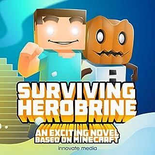 Surviving Herobrine cover art