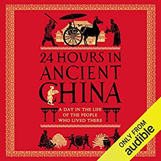 24 Hours in Ancient China cover art