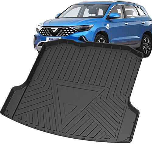 3D-Frachtkasten Mit Kofferauflage, Kompatibel Mit Volkswagen Jetta VS7 2020 Trunk Protection Pad, Perfekter Sitz, Rutschfeste Unterseite Und Erhöhte Kanten