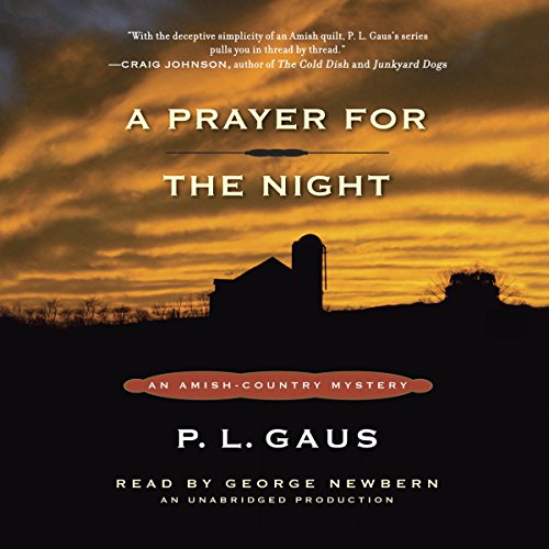 A Prayer for the Night cover art
