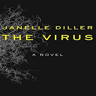 The Virus audiobook cover art