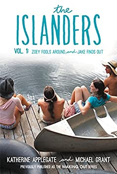 The Islanders, Vol. 1: Zoey Fools Around / Jake Finds Out 006234076X Book Cover
