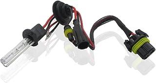 55W HID Xenon KIT di conversione faro anteriore Lampadine H1 H3 H4 H7 H11 9005 9006 880//881 Luci a LED per auto Style : 9006//HB4-8000K