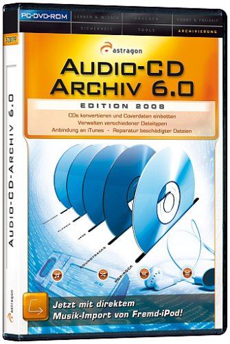 Audio-CD Archiv 2008
