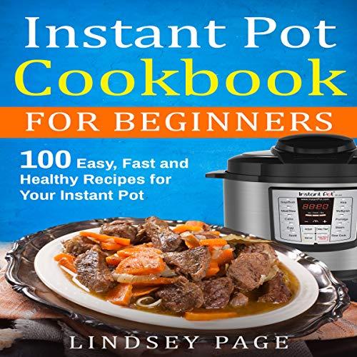 Instant Pot Cookbook for Beginners Titelbild