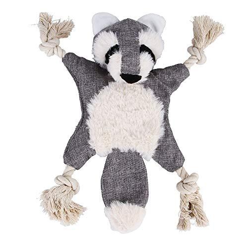 dfsa huisdier speelgoed 1 PC vos eekhoorn beer piepen speelgoed voor hond puppy pluche konijn muis aap eend krokodil klinkende huisdier hond speelgoed