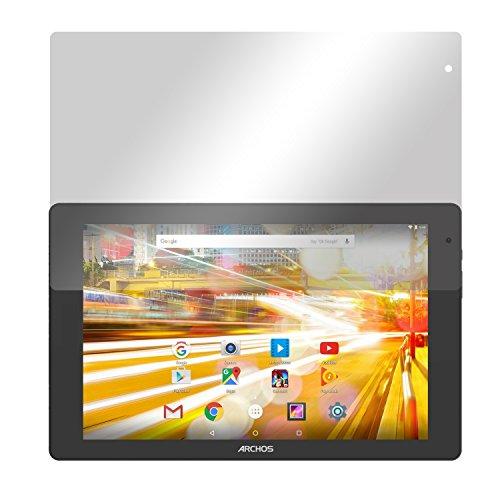 Slabo 2 x Bildschirmschutzfolie für Archos 101b Oxygen Bildschirmschutz Schutzfolie Folie Crystal Clear KLAR