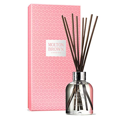 Molton Brown Delicious Rhubarb & Rose Aroma Reed Diffuser, 150 Ml