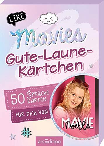 Mavies Gute-Laune-Kärtchen: 50 Sprüchekarten für dich von Mavie Noelle