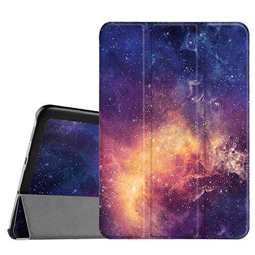 Fintie Hülle für Samsung Galaxy Tab S2 8.0 T710 / T713/ T715 / T719 (8 Zoll) Tablet-PC - Ultra Schlank Superleicht Ständer SlimShell Cover Schutzhülle mit Auto Schlaf/Wach Funktion, Die Galaxie