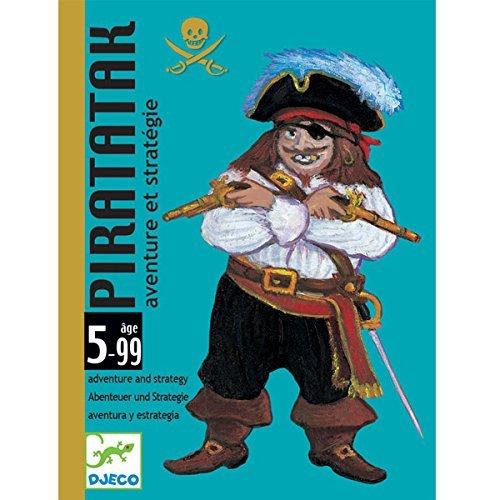 Djeco Piratatak Game by Djeco