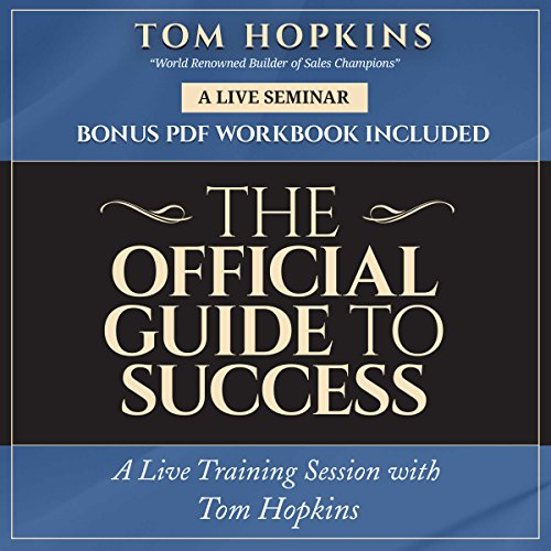 The Official Guide to Success audiobook cover art