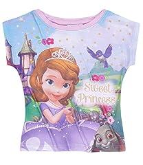 Princesita Sofía Chicas Camiseta Manga Corta 2016 Collection - Púrpura