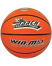 كرة سلة من وين ماكس، موديل WMY01932، لون برتقالي، مقاس 7