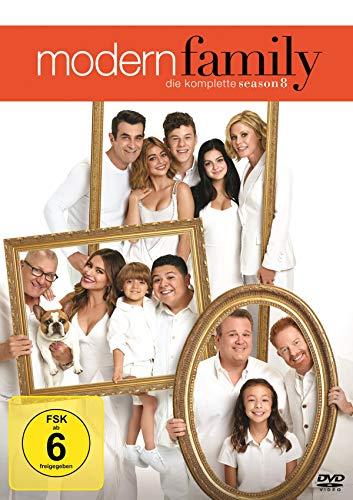 Modern Family - Die komplette Season 8 [3 DVDs]