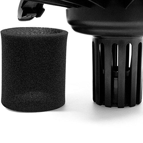 Nass- Trockensauger Mehrzwecksauger Sauger • 15 Liter Behältervolumen • umfangreiches Zubehör • Saug- und Blasfunktion • Aktionsradius 8m • Teleskopsaugrohr: 90cm - 5