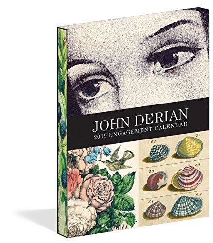 John Derian 2019 Calendar