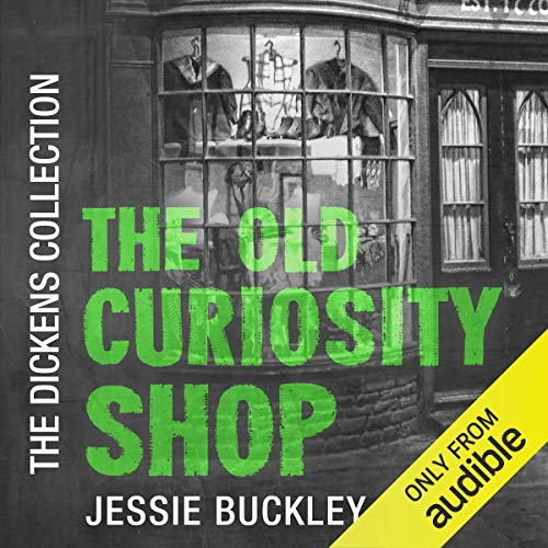 The Old Curiosity Shop audiobook cover art
