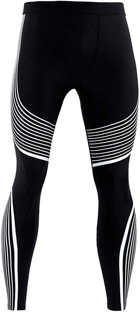 Amober Fit Stretch Pant Printed Trousers Leggings Fitness Sports Gym Running Yoga Athletic Pants