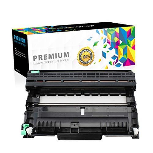 Unidad de tambor de repuesto compatible para Brother DR820 850 880 cartuchos de tambor para impresora láser HL-L5100DN L5200DW L6200DW L6200DWT, 30000 páginas, color negro