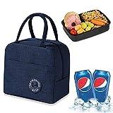 Bolsa térmica plegable, bolsa de picnic, bolsa de compras plegable, bolsa de picnic, bolsa de picnic, bolsa de almuerzo para hombres, bolsa de almuerzo (5)