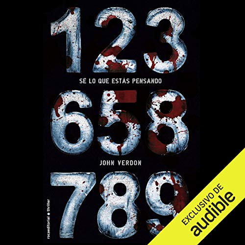 Sé lo que estás pensando [Think of a Number]                   By:                                                                                                                                 John Verdon,                                                                                        Javier Guerrero - translator                               Narrated by:                                                                                                                                 Pau Ferrer                      Length: 12 hrs and 48 mins     16 ratings     Overall 4.4