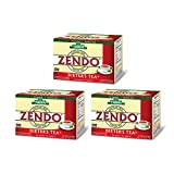 Tadin Herbal Dieter Tea Zendo. Natural Weight Loss Aid & Caffeine Free Blend. 24 Bags. 0.84 Oz - Pack of 3