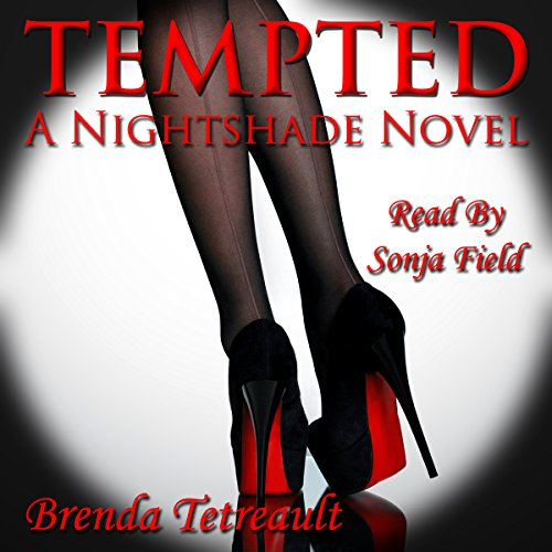 Tempted: A Nightshade Novel audiobook cover art