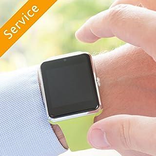 Smart Watch Screen Protector Installation