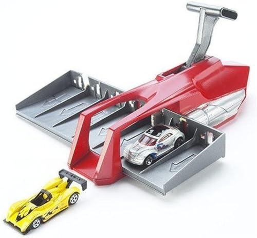 Mattel - L8973 - Hot Wtalons - Voiture - Gatlin Gun