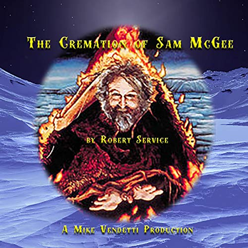 『The Cremation of Sam McGee』のカバーアート