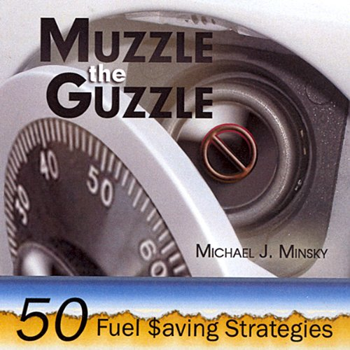 Muzzle the Guzzle audiobook cover art
