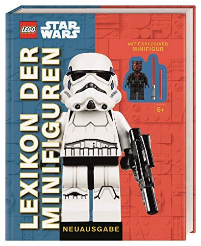 LEGO® Star Wars™ Lexikon der Minifiguren: Neuausgabe mit exklusiver Minifigur